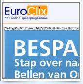 Euroclix e-mail