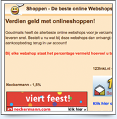 GoudMails partnershops