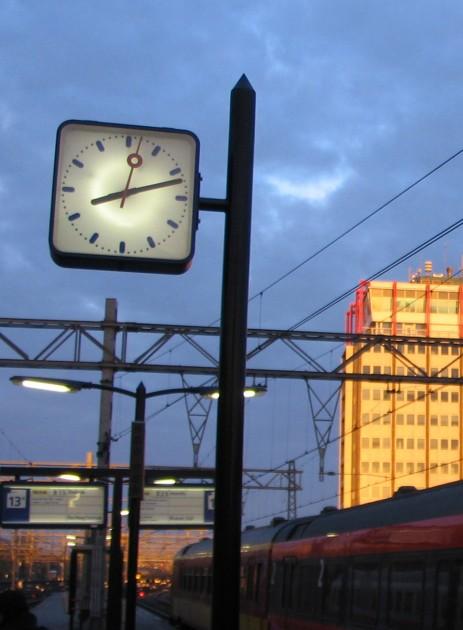 Met voordeel treinreizen