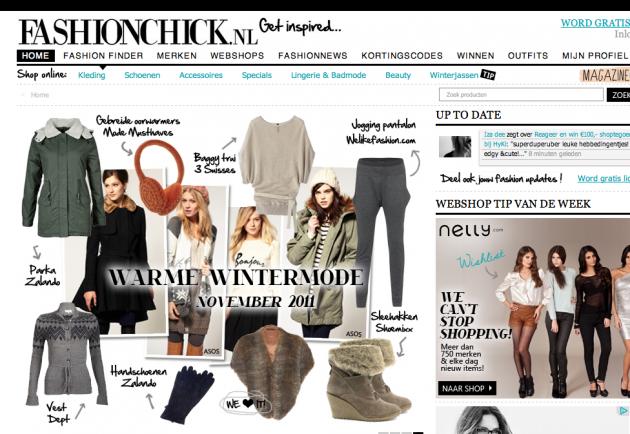 Fashionchick webshops
