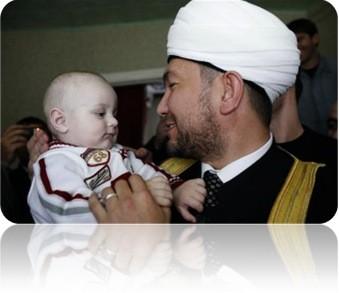 Geboorte in de Islam