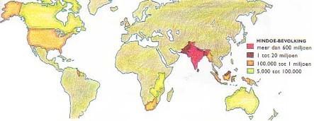 Hindoe bevolking