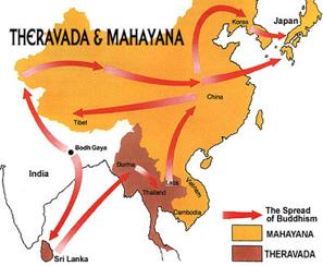 Mahayana geschriften