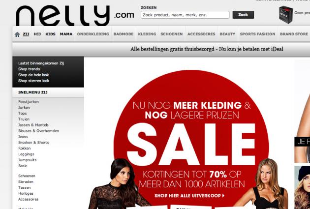 Nelly kleding