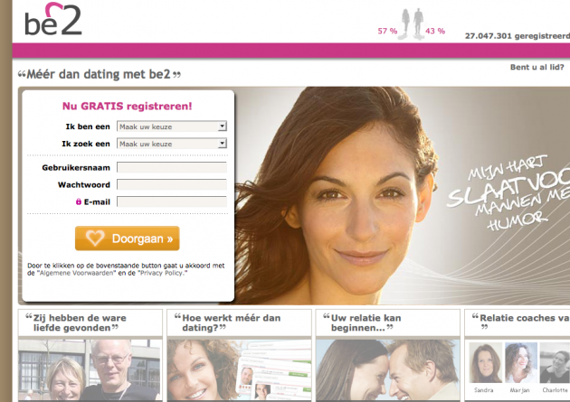 Serieuze datingsite be2