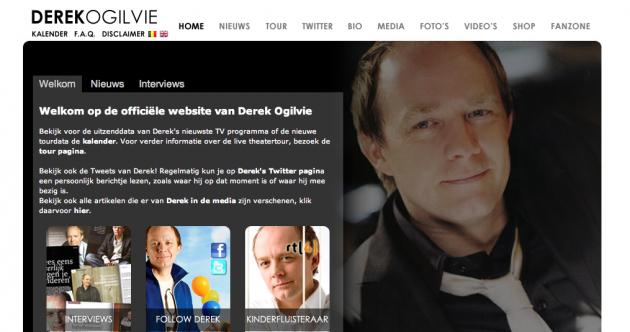 Derek Ogilvie oplichter of nep