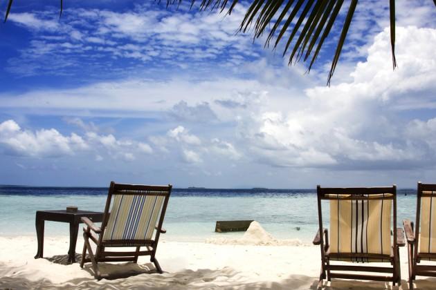 Malediven vakantie huwelijksreis