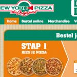 Bestellen bij New York Pizza
