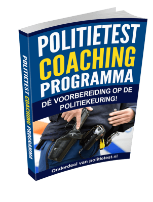 politietest coachings programma